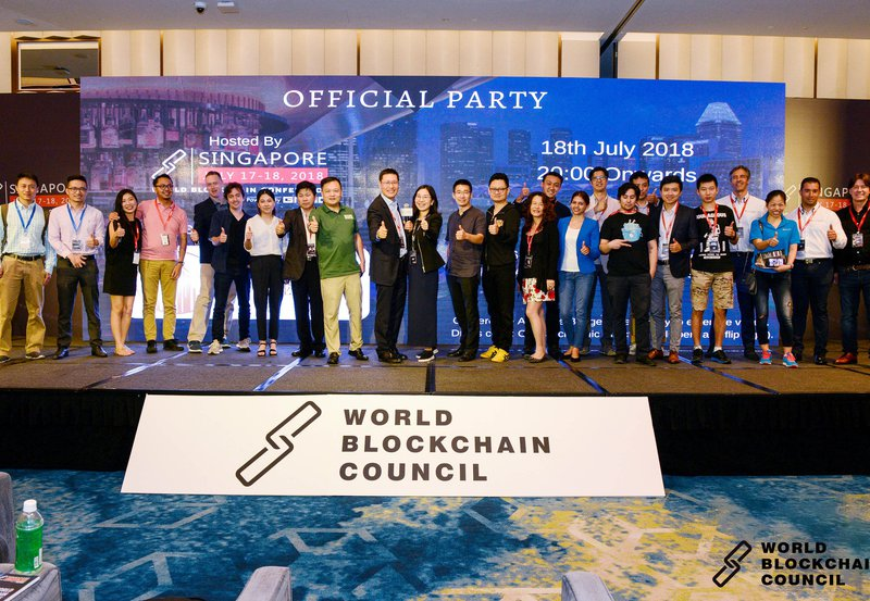 Thank you for a fantastic World Blockchain Conference Singapore  2018!